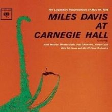 At Carnegie Hall: The Legendary Performances Of May 19, 1961 - de Miles Davis