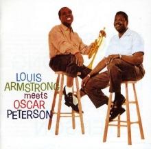 Louis Armstrong Meets Oscar Peterson - de Louis Armstrong