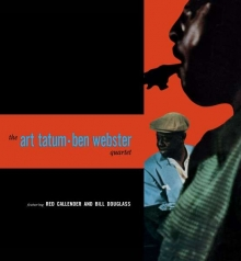 Ben Webster - The Art Tatum & Ben Webster Quartet (180g)