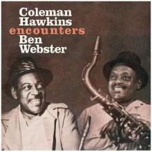 Coleman Hawkins Encounters Ben Webster (180g) - de Coleman Hawkins