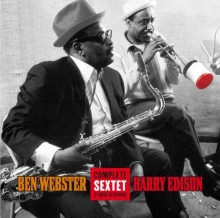 Ben Webster - Complete Sextet Studio Sessions
