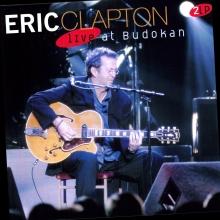 Live At Budokan - de Eric Clapton