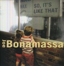 So, It's Like That - de Joe Bonamassa