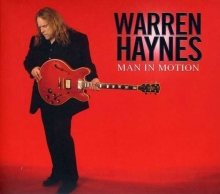 Warren Haynes (Allman Brothers & Gov't Mule) - Man In Motion