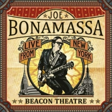 Beacon Theatre: Live From New York 2011 - de Joe Bonamassa