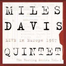 Bootleg Series 1 - Live In Europe 1967 (180g) - de Miles Davis