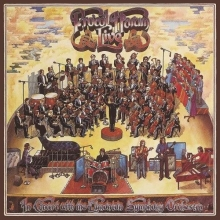 In Concert With The Edmonton Symphony Orchestra (180g) - de Procol Harum