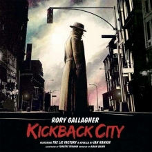 Rory Gallagher - Kickback City (180g) (2LP + CD)