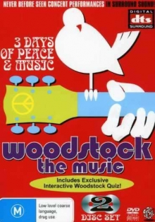 The Music - de Woodstock