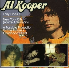 Easy Does It / New York City.. - de Al Kooper